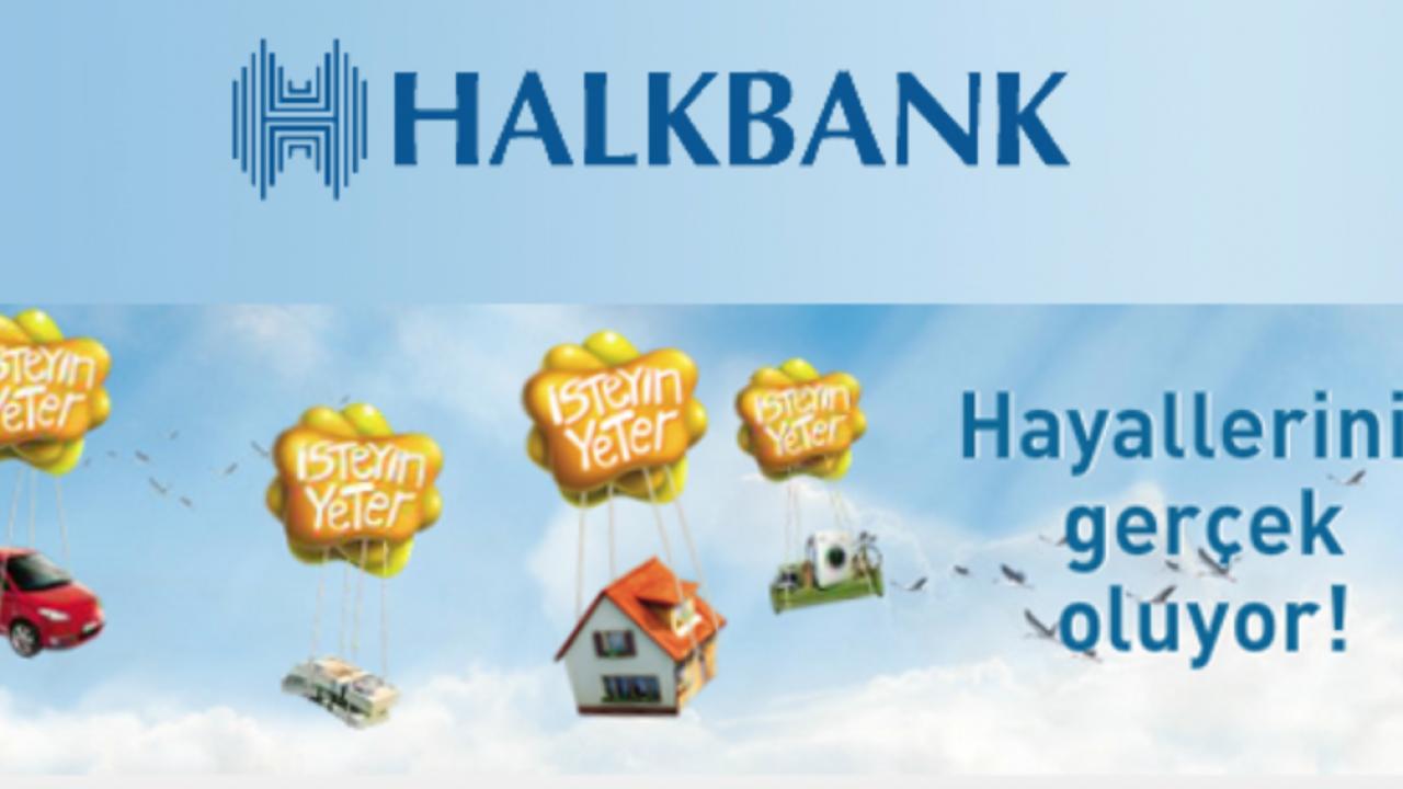 Halkbank İhtiyaç Kredisi Başvurusu