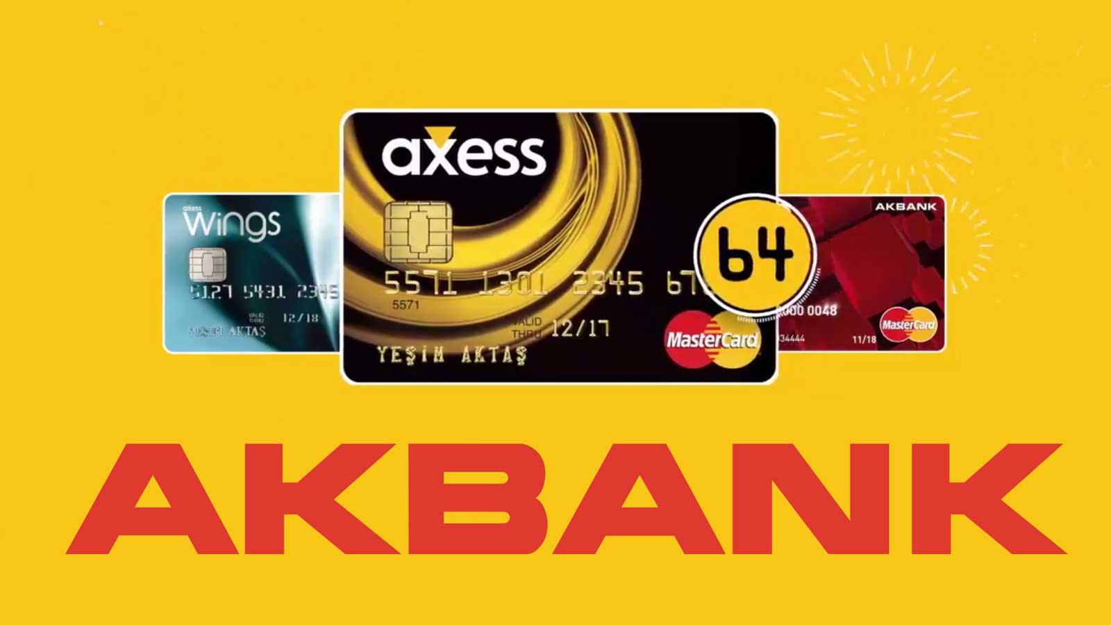 Akbank Kredi Kartı Başvurusu – Anında Onaylı Limit