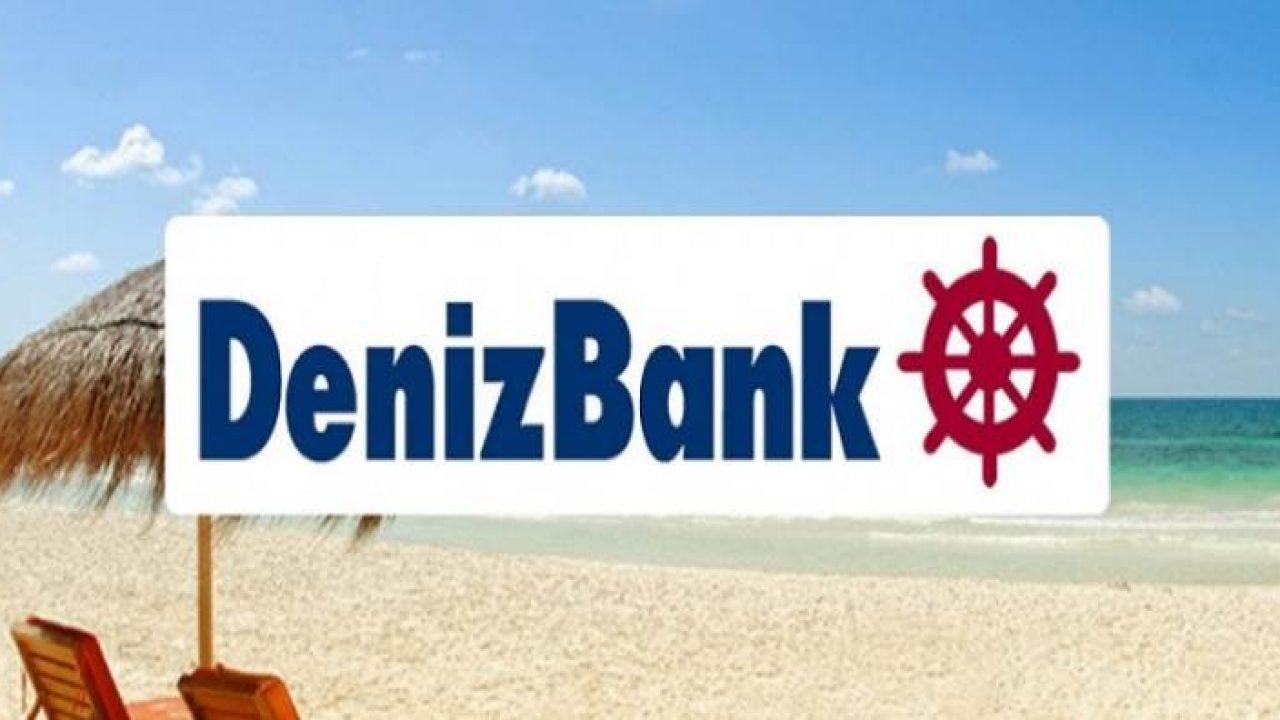 Denizbank Otomatik Ödeme Talimatınıza Sıfır Faizli Kredi